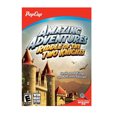 Popcap Amazing Adventures Riddle of the Two Knights
