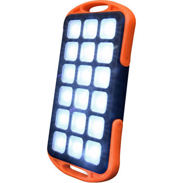 Tough Tested 6000mAh Powerbank IP54 w/ 18 LED Floodlight