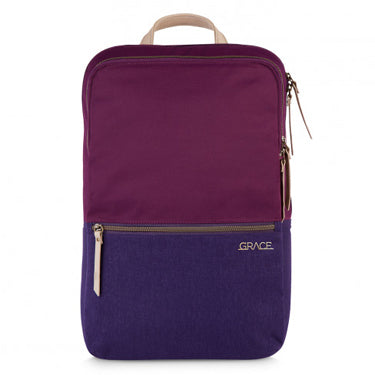 STM Laptop Bag Grace 15in Dark Purple