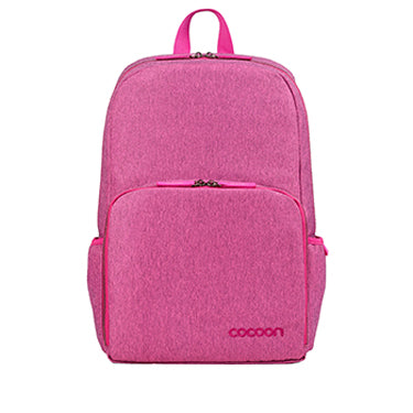 Cocoon Backpack Recess 15in Macbook +iPad Section Pink