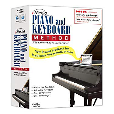 Emedia Piano & Keyboard Method V3 BIL