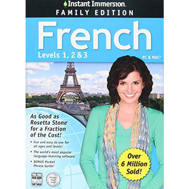 Instant Immersion Family French 1-3 BIL