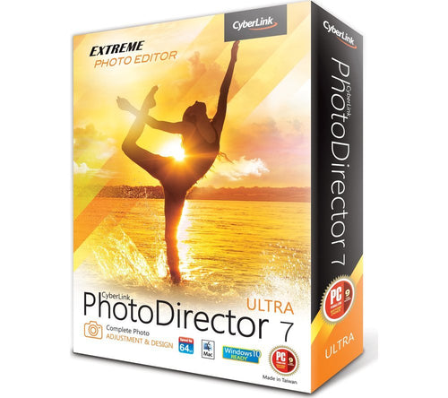 Cyberlink PhotoDirector 7 Ultra BIL