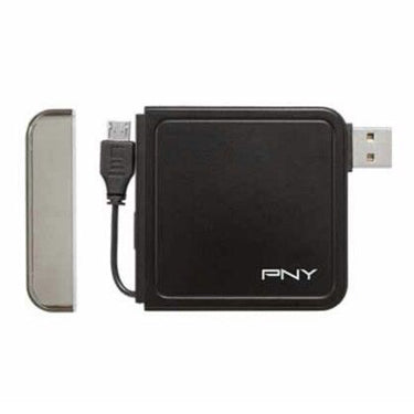 Pny M1500 mAh w/integrated Micro USB Cable Power Pack