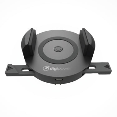 Digipower Qi Charger Car Vent Mount 10W w/Micro USB