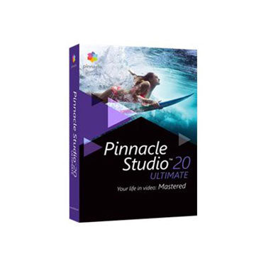 Pinnacle Studio 20 Ultimate Video Editing