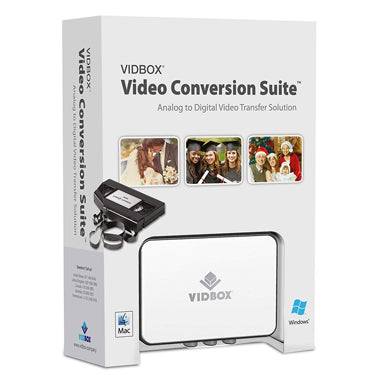 Vidbox Video Conversion Suite