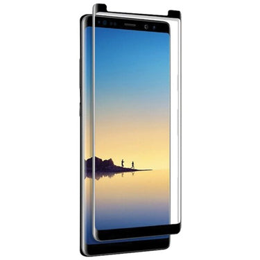 Nitro Galaxy Note 8 Tempered Glass Curved Black Bezel
