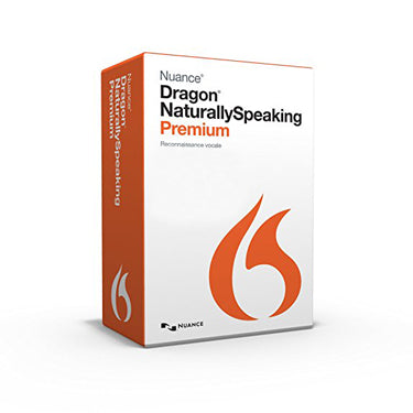 Dragon Naturally Speaking 13 Premium Francaise w/headset