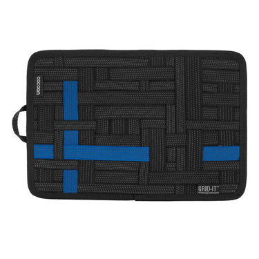 Cocoon Grid-it Medium 10in Organizer Black/Blue