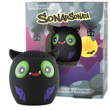 My Audio Pet Bluetooth Speaker Bat - Sonar Sonata