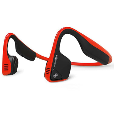 Aftershokz Trekz Titanium BT 4.1 Headphone Red