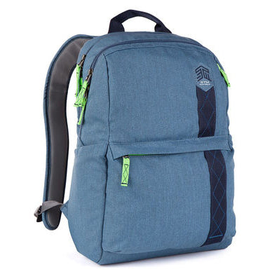 STM Backpack Banks 15in China Blue