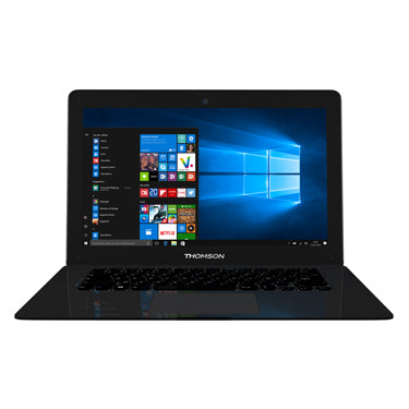Thomson Neo Laptop Intel Celer 4/32GB Win10 Black 14.1in
