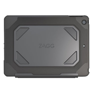 Zagg iPad 9.7 2017/18 Rugged Case with Keyboard Black