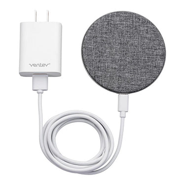 Ventev Qi Chargepad + 10W USB Cable w/charger included