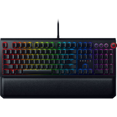 Razer Keyboard BlackWidow Elite Yellow Switch Gaming