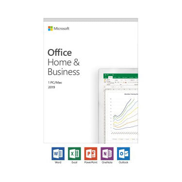 Microsoft Office 2019 Home & Business PC/Mac English