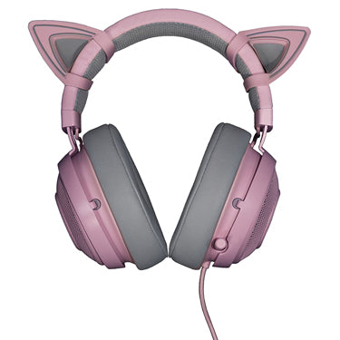 Razer Kitty Ears For Kraken Quartz Pink