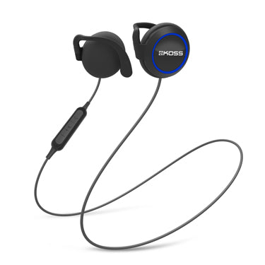 Koss Headphone Bluetooth BT221i On Ear Clip w/mic & rem