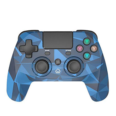 Snakebyte PS4 Game Pad 4 S Wireless Controller Blue Camo