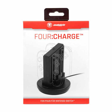 Snakebyte Nintendo Switch Four Charge