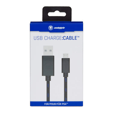 Snakebyte PS4 Play & Charge Cable 3M