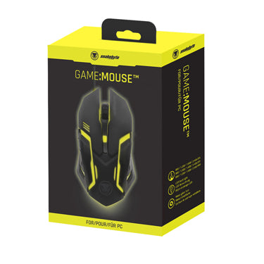 Snakebyte PC Wired Game Mouse