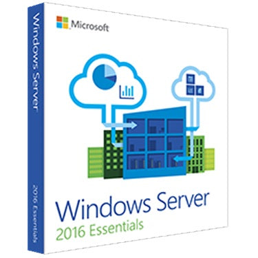Windows Server 2019 Essentials 64 Bit 1-2 CPU
