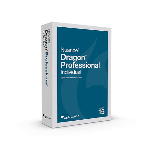 Dragon Naturally Speaking 15 Pro Individual Academic