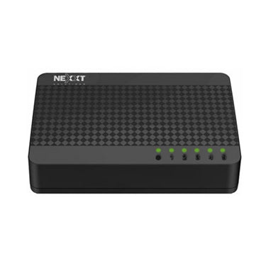 Nexxt Switch Ethernet Desktop Naxos 500 5 Port
