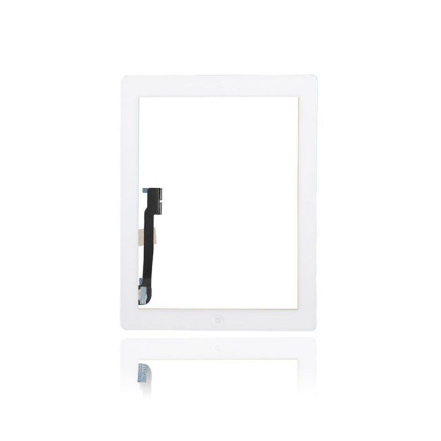 Apple iPad 3 Digitizer Touch Screen Panel, White