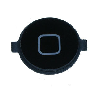 Home Button for Apple iPod Touch/iTouch Front Menu Key (4th Generation) (Black)