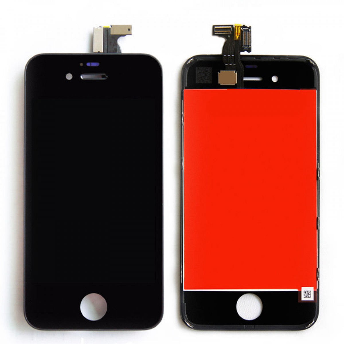 Apple iPhone 4S LCD DIGITIZERS COMBO (Black)