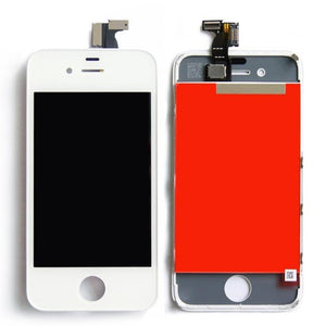Apple iPhone 4S LCD DIGITIZERS COMBO (White)