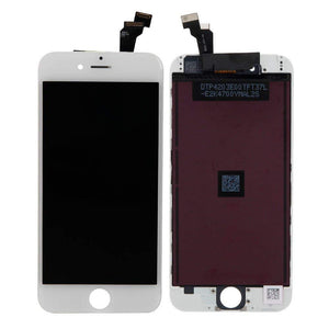 Apple iPhone 6 LCD With Digitizer Touch Screen White