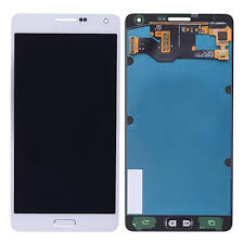 Samsung galaxy A7 LCD With Digitizer White
