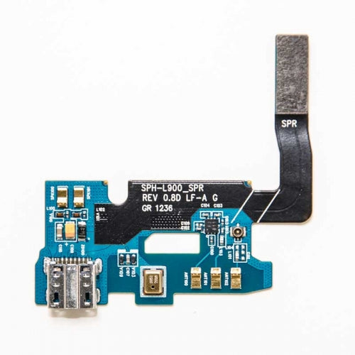 Samsung Galaxy Note 2 II N7100, R950 US Cellular Flex Cable Ribbon with Charger Port and Mic