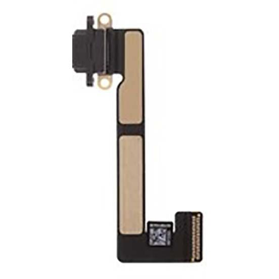 Apple iPad Mini Charging Port With Flex Cable Black