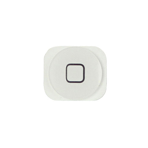 Apple iPod 5 Home Button Key White
