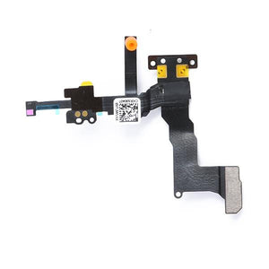 iPhone 5c Flex Cable Ribbon with Front Camera, Light Sensor and Mic, Not Same as iPhone 5s