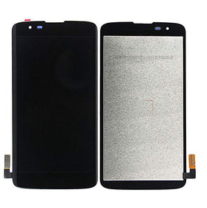 LG K8 LCD With Digitizer Black