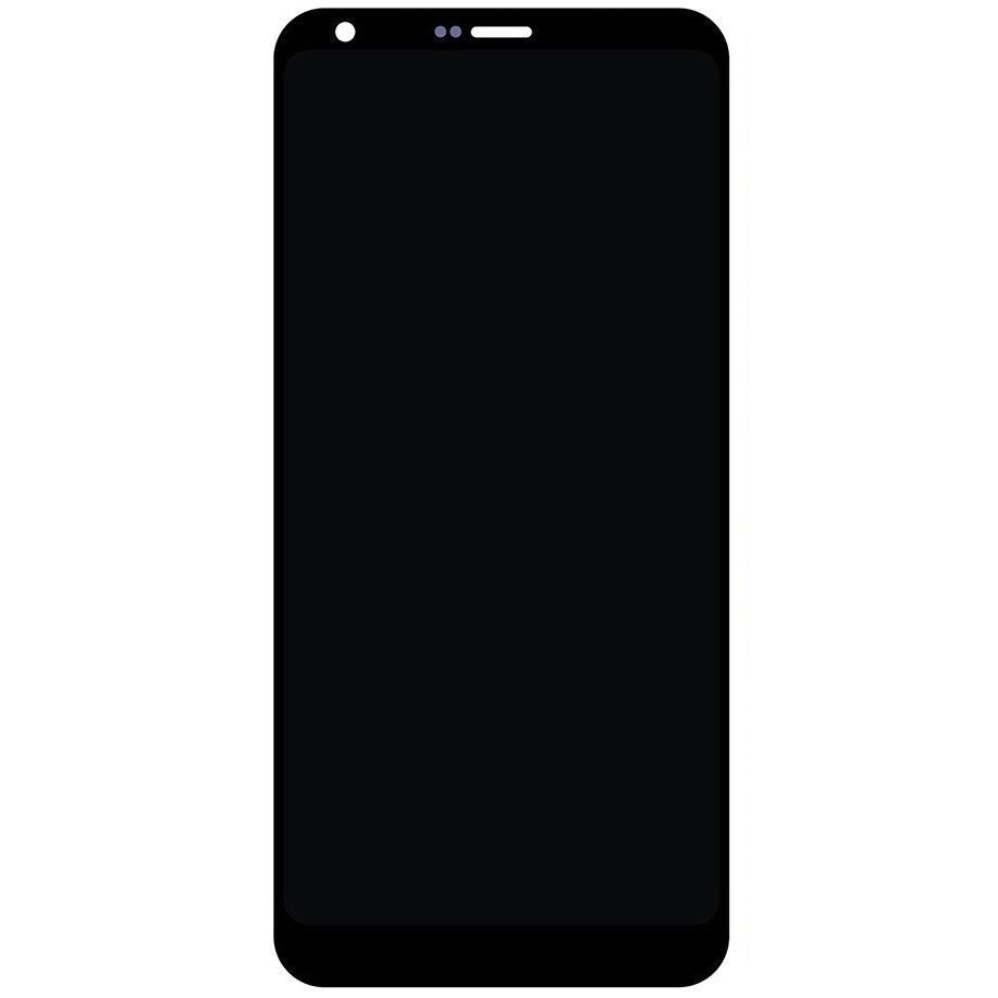 LG G6 LCD With Digitizer Black