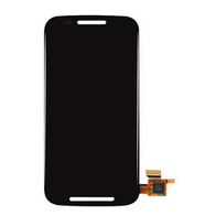 LCD with Touch Screen Digitizer for Motorola Moto E Black