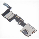 Galaxy Note 4 Sim Card Tray Holder Flex Cable
