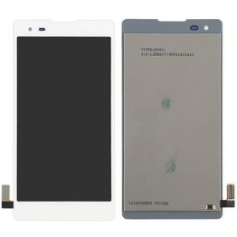 LG Tribute HD LS676 LCD With Digitizer White