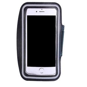 Mobile Phone Arm Bag Band Waterproof Sport Running Case Workout Holder for 5-6 Inches Phone Pouch SAMSUNG iPhone