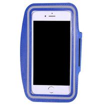 Load image into Gallery viewer, Mobile Phone Arm Bag Band Waterproof Sport Running Case Workout Holder for 5-6 Inches Phone Pouch SAMSUNG iPhone