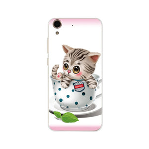 for huawei Y6 2 Y6 ii Case 5.5 inch Back Cover For Fundas Huawei Y6ii Y6 II CAM-L21 CAM L21 Case Soft silicone cover phone case