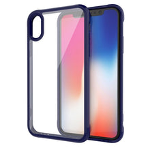 Load image into Gallery viewer, Hybrid Hard PC Soft Bumper Frame Case For iphone 11 Pro Max Xs Xr X + 7 8 Plus Jelly Clear Back Camera Protective Coque Cases